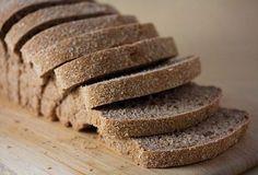 Receita de Pão 100% Integral Saudável muito fácil e prático de preparar.