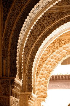 Alhambra Arches | Flickr - Photo Sharing!