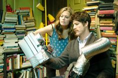 Keira (Maggie Lawson) and her brother Louis (Brad Raider) Psych Cast, Maggie Lawson, James Roday, Her Brother, Cool Pictures, It Cast