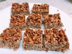 Mars & rice krispies treat Rice Krispies, Rice Krispie Treats, Mars, Sweets, Snacks, Cookies, Breakfast, Desserts, Food