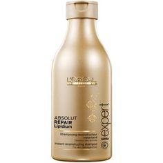 Shampoing L'oréal Absolut Repair Lipidium 250ml sur Peyrouse Hair Shop ! Pour seulement 8.2€