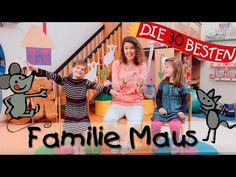 Familie Maus - Singen, Tanzen und Bewegen || Kinderlieder - YouTube