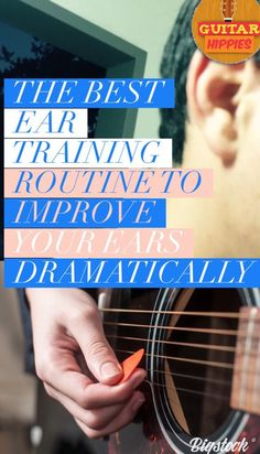 The ultimate ear training routine for musicians