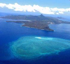 Paysage aérien lagon mont Choungi île Mayotte Julien Wickel 603x550