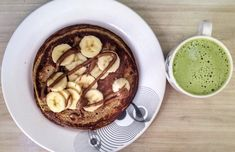 Buenísimos días!! 🤤 Pancakes, French Toast, Breakfast, Instagram, Food, Healthy Recipes, Morning Coffee, Crepes, Pancake
