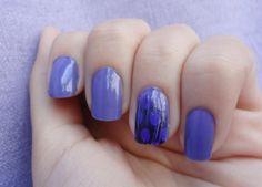 Unhas decoradas com penas #nails #diy #nailart #unhasdecoradas #unhas http://vilamulher.com.br/beleza/corpo/unhas-decoradas-com-aplicacao-de-pena-2-1-13-1267-e-51.html