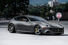 Ferrari FF on HRE Wheels