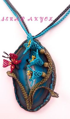 #kolye#elemeği #göznuru #iğneoyası#takı#doğaltaş