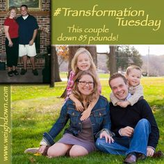 https://www.facebook.com/WeighDownDiet/timeline Sweet family who has healed relationships not to mention weight loss! #faithbasedweightloss #faith #family #youcandoittoo