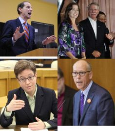 Whether rising or sinking, here are 9 Oregon politicians to watch in 2015