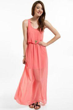 gone with the breeze maxi dress - cute #tobi