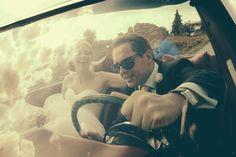 Oldtimer als Hochzeitsauto: perfekt für unvergessliche Hochzeitsbilder