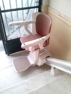 ΣΤΟ ΚΟΥΚΑΚΙ ΑΚΟΜΑ ΜΙΑ TΟΠΟΘΕΤΗΣΗ!   Ένα ακόμη μοντέλο SIENA 260 για περιστροφικές σκάλες εγκαταστήσαμε στο Κουκάκι.