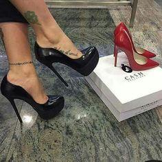 #Heels #HighHeel #SexyHighHeels