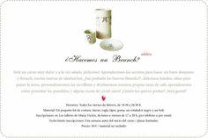Los nuevos Talleres de Maria Victrix para la Temporada de Invierno 2014 te van a sorprender