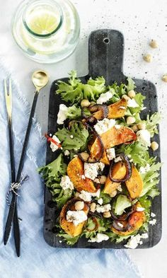 Nutrition Lessons For Kids Wine Recipes, Salad Recipes, Vegetarian Recipes, Healthy Recipes, Good Food, Yummy Food, Food Challenge, Food Goals, Everyday Food