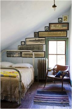 1000 Images About Sloped Slanted Ceilings On Pinterest