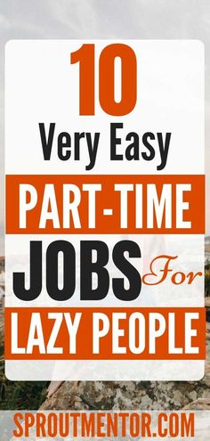 Are you someone who loves easy online jobs? Here are 10 very easy work from home.,Are you someone who loves easy online jobs? Here are 10 very easy work from home jobs and part time side hustles for lazy people. Work From Home Careers, Legitimate Work From Home, Work From Home Opportunities, Work From Home Tips, Make Money From Home, Easy Online Jobs, Online Jobs From Home, Home Jobs, Online Careers
