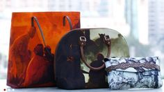 Best designs of #Handbags, #wallets, #clutches, #Pouches by #GeishaDesigns