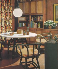 1970s decor | 1970s Home Decorating Tips: Color and Color Vocabulary · Posted ...