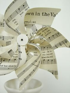 Spinning notes