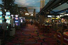 Casino do Paris Hotel em Las Vegas. Foto de Cristina Sueta