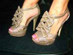 Shoes Shoes Shoes..... Shoe-gasming while looking at them?   Repin   Like   Comment