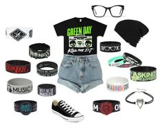"""""""Untitled #184"""" by worthlesschild ❤ liked on Polyvore featuring Levi's, Converse, Vans and Spitfire"""