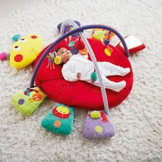 Mamas & Papas Lotty Light & Sound - Tummy Time Playmat & Gym: Item number: 3360620291 Currency: GBP Price: GBP99.95