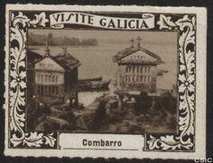 Combarro (Pontevedra) : [Viñeta con imagen de Hórreos en Combarro] / [fotógrafo, Luis Casado Fernández]. http://aleph.csic.es/F?func=find-c&ccl_term=SYS%3D001528850&local_base=MAD01