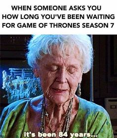 Game of thrones funny meme humour. Season 7