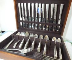 Rogers 1881 Silverware by Oneida SilverPlate by ReneesRetro