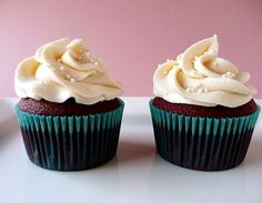 Red Velvet Cupcakes - made these and they're SOOO good! Great recipe!!!