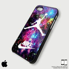 nike logo air jordan for iPhone 4 case iPhone 5 by LovingCases, $15.20
