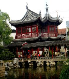 New blog post with Yu Gardens photos has been published: Yuyuan Gardens, simply known as Yu is a tranquil oasis in Shanghai's historic district. Although much of the surrounding area was rebuilt in Ming Dynasty fashion, the gardens date back to the period and are a favorite amongst locals and tourists alike.