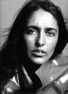 Richard AVEDON :: Joan Baez, 1965  #portrait