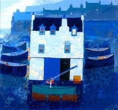 The Lemond Gallery - 2015 George Birrell Solo Show