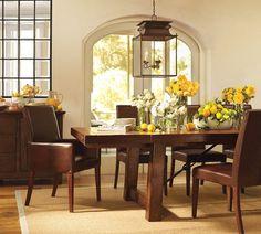 Light Fixture -Lantern chandelier for dining room