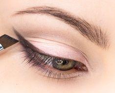 Smokey Eye, Eyeliner, Make Up, Eyes, Pretty, Image, Beauty, Skinny, Face