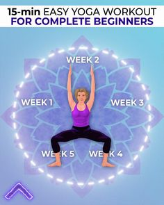 Gym Workout Tips, Fitness Workout For Women, Yoga Workouts, Workout Videos, Yoga Fitness, Rock Climbing Workout, Yoga For Stress Relief, Heath And Fitness, Body Training