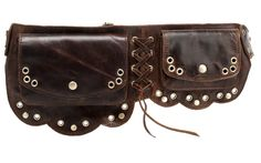 Cool, classic and modern, the Nieve Adonis elevates the form and look of the waist purse. A versatile and unique purse crafted in vegetable tanned distressed leather and finished with expert workmanship.Includes two front pocket and a ...