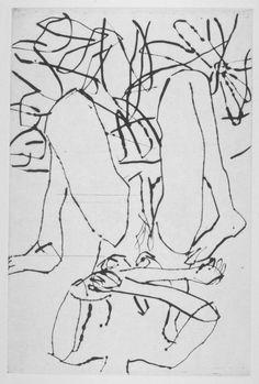 Georg Baselitz '[no title]', 1995