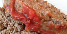 Slow Cooker BEST Meatloaf EVER - Facebook Friends voted this BEST Meatloaf EVER!  www.GetCrocked.com