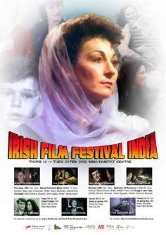 Irish Film Festival of India 2012 - Delhi Screenings. www.irishfilmfestivalofindia.com