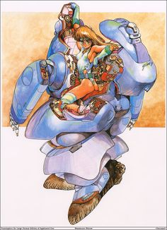Masamune Shirow Art 14.jpg