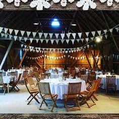 Sellises imeilusas kohas toitlustasime üle 100 inimese pulmapidu. Palju õnne Epp ja Alo :)