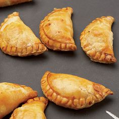 pasties hors d'oeuvres