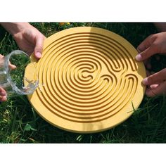 Grimms Spiel Water Drop Labyrinth Board - I can't wait to get this!