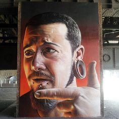827 Street Art