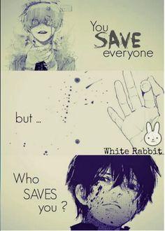 Tú los salvas a todos pero... ¿quién te salva a ti?
